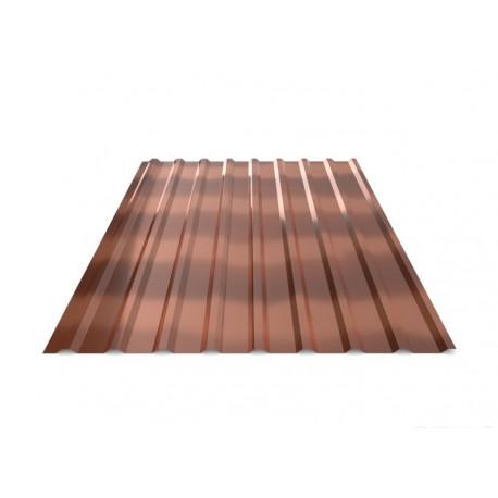 Профнастил ГП-20 Anticato Bronze 0,50 Dongbu