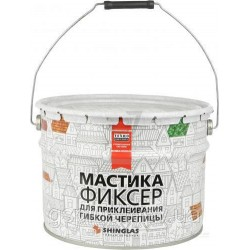"""Мастика """"Фіксер"""" 12 л, брутто 13,10 кг"""