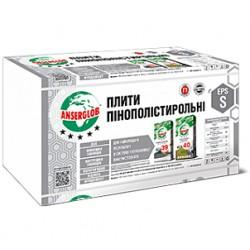 Пінопласт Anserglob EPS-S