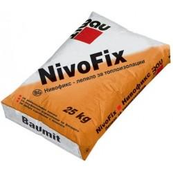 Клей для утеплювача Baumit NivoFix