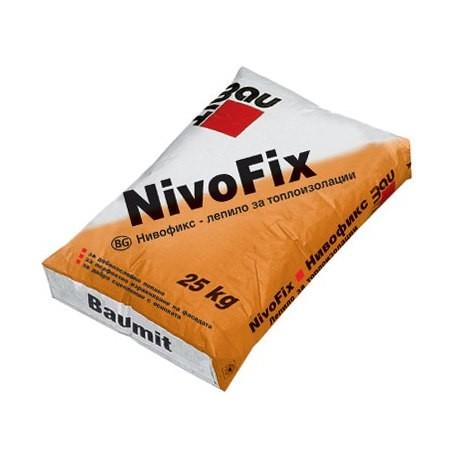 Клей для утеплителя Baumit NivoFix