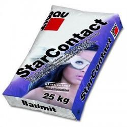Смесь клеевая и армирующая Баумит StarContact для утеплителя
