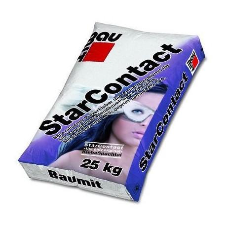 Суміш клейова і армуюча Бауміт StarContact для утеплювача