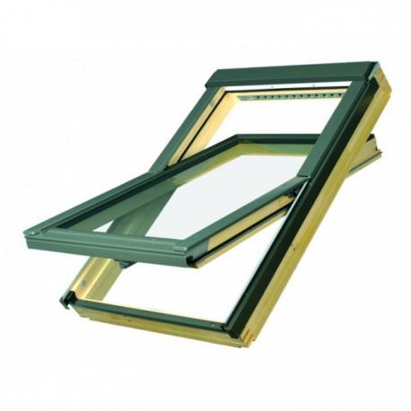 Мансардне вікно Fakro FTP-V P2 Secure