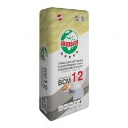 Кладочна суміш (блоки) Anserglob BCM 12