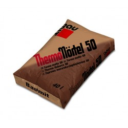 Кладочная смесь (керамоблок) Баумит ТермоМьортель 50
