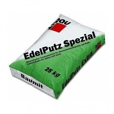 Штукатурка мінеральна Бауміт Edelputz Spezial