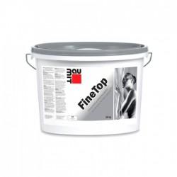 Штукатурка силиконовая Баумит FineTop 1,5 мм