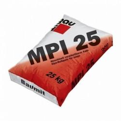 Штукатурка Бауміт МПІ-25 W