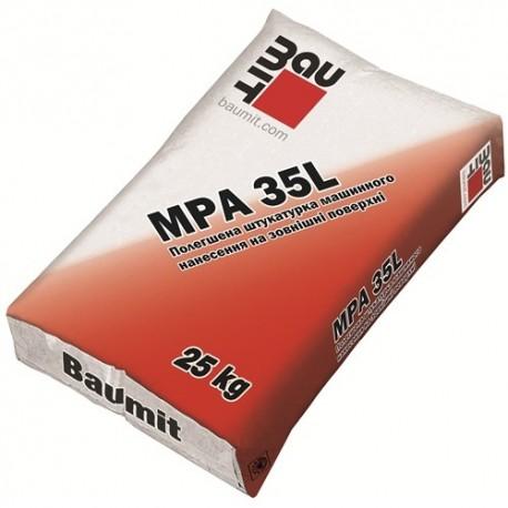 Штукатурка Баумит МПА-35L
