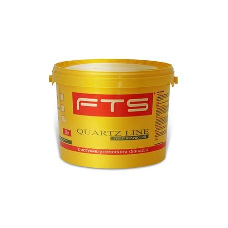 Грунт FTS Quartz line акриловий (5 -10 л)