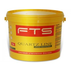 Грунт FTS Quartz line силіконовий (5 - 10 л)