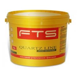 Грунт FTS Quartz line силиконовый (5 - 10 л)