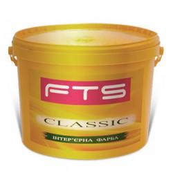 Краска FTS Classic интерьерная (5 - 10 л)