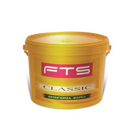 Фарба FTS Classic інтер'єрна (5 - 10 л)