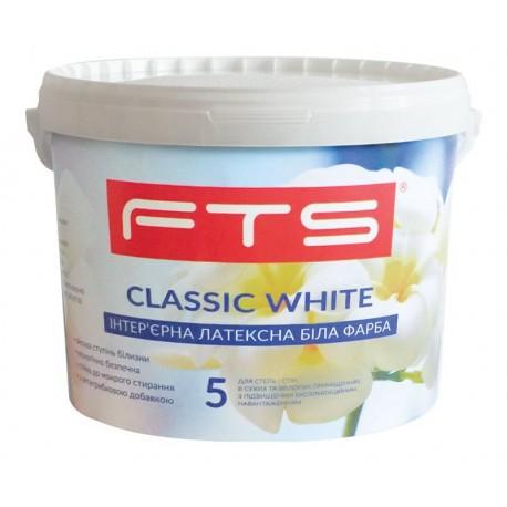 Краска Classic white5 интерьерная латексная (1 - 10 л)