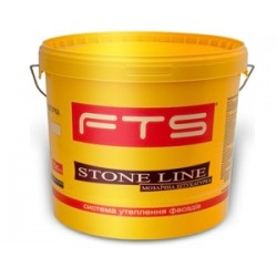 Штукатурка FTS Stone line marmure мозаичная (7,5 - 25 кг)