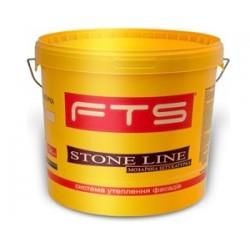 Штукатурка FTS Stone line decor мозаїчна
