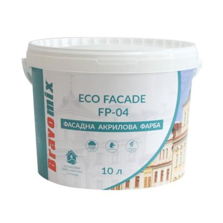 Краска фасадная силикон Bravomix FP-04 (5 - 10 л)