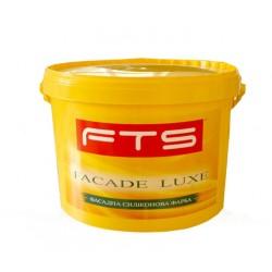 Краска FTS Facade luxe фасадная силиконовая (5 - 10 л)