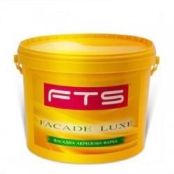 Краска FTS Facade luxe фасадная акриловая (5 - 10 л)