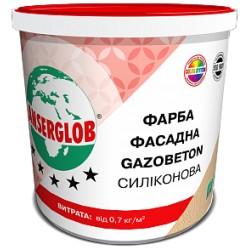 Краска фасадная Ансерглоб Gazobeton силиконовая
