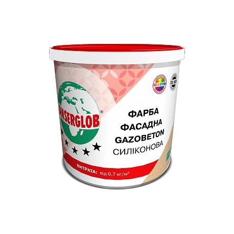 Фарба фасадна Ансерглоб Gazobeton силіконова