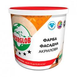 Краска фасадная акриловая Anserglob База С