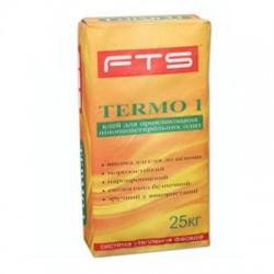 Клей FTS Termo 1 для приклеювання пінополістирольних плит