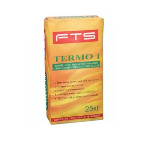 Клей FTS Termo 1 для приклеивания пенополистирольных плит