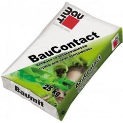 Смесь клеевая и армирующая Баумит BauContact для теплоизоляции