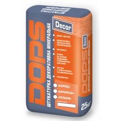 Штукатурка Dops Decor декоративная структурная