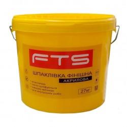 Шпаклівка FTS акрилова фінішна (27 кг)