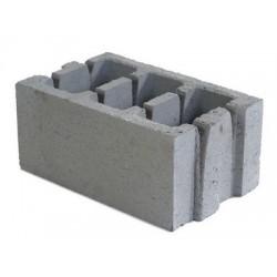 Блок керамзитобетонный стеновой 400х250х200
