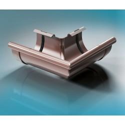 Угол внешний 90° водосточной системы ProAqua