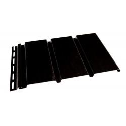 Софит панель Budmat перфорированная / без перфорации черная